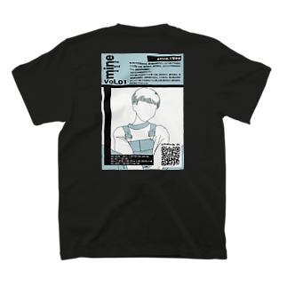 forness onlineの夏目愚弄 T-shirts