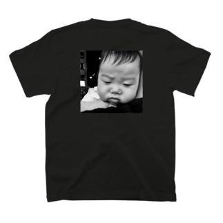 Fantastic_LifeのBig Baby T-shirtsの裏面