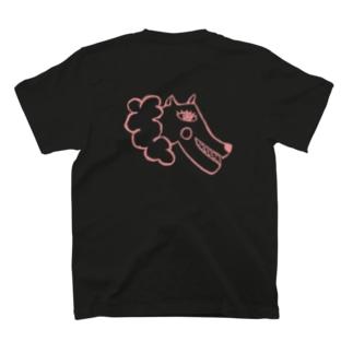 オオカミさん T-shirts
