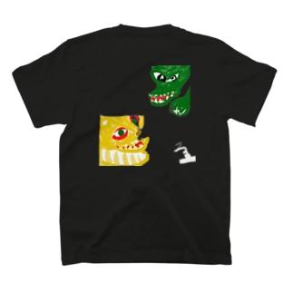 龍虎 T-shirts