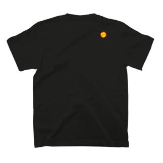 #えらてん子ちゃんガチれよ ロゴマーク T-shirts