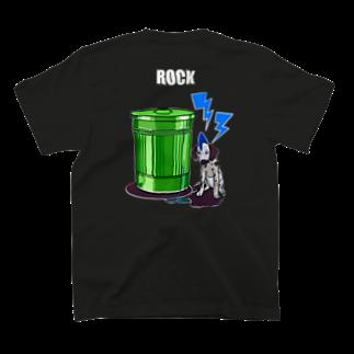 8YSの8YS×ROCK T-shirts