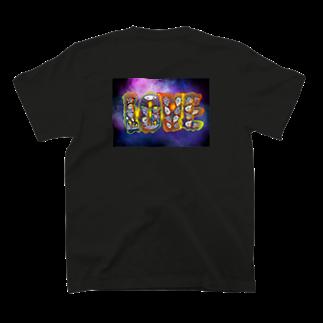 azzu_mameのLOVE❤️ホラーNight T-shirts