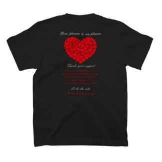 あいすばーぐ T-shirts