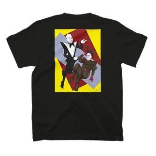 魔人 T-shirts