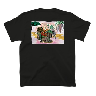 藤娘ドロシー 歌舞伎 T-Shirt