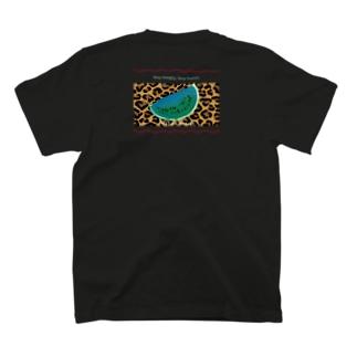 【西瓜・2】サマーバケーション T-shirts