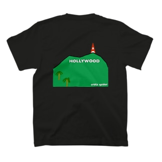 HOLLYWOOD collection T-shirts