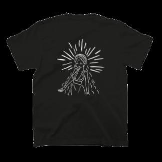 MIKan_SuZukiのびーなすちゃん T-shirts