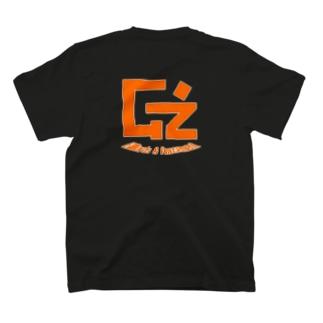 G'zチャリティーTシャツ(オレンジ) T-shirts