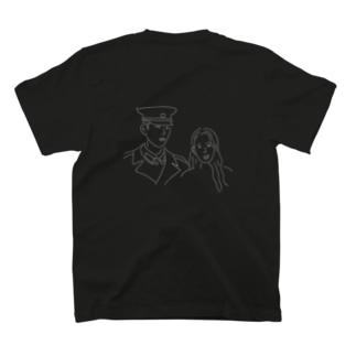 愛の不時着 T-shirts