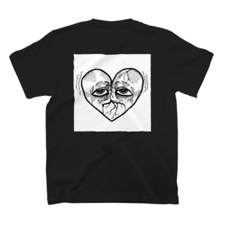 Broken heart T-shirts