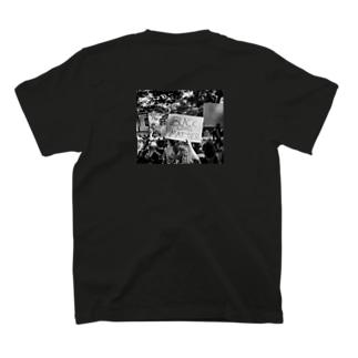 BLACK LIVES MATTER画像 T-shirts