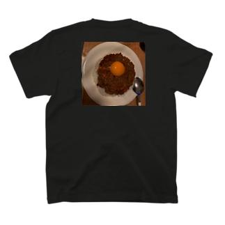 キーマカレーは誰と作ったの? T-shirts
