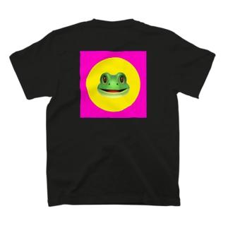 キミのミライをカエルぞう! T-shirts