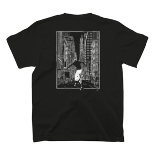 """LEAP_BLACK"" T-shirts"