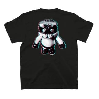 BURGERMAN チカチカ T-shirts
