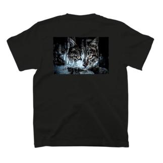 路地裏の猫 T-shirts