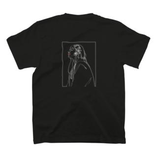 sedum[ロゴ有・両面プリント] T-shirts