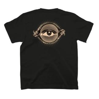 ぱんとぅーまるみえW+ T-shirts