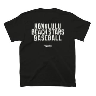 YAKYUBO STOREのベースボールクラブTEE T-Shirtの裏面