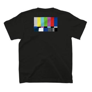 Test pattern-09(B) T-shirts
