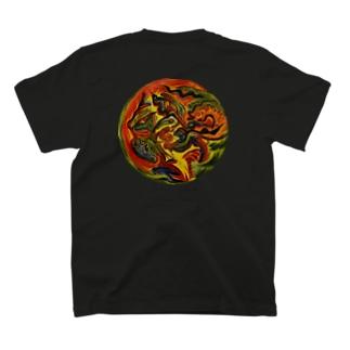 ART SERIES Circle T-shirts