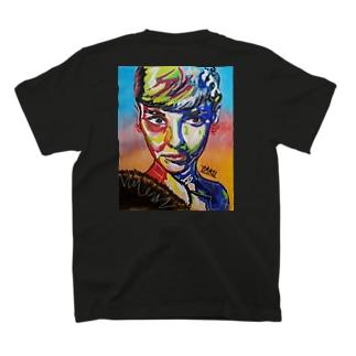 バックプリント T-shirts