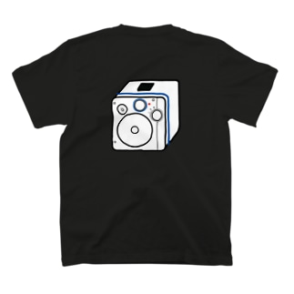 僕が着たいTシャツ屋さんの思い出のダイナモラジオ T-shirtsの裏面