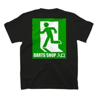 SWEET&SPICY 【 すいすぱ 】ダーツのDARTS SHOP 入口 T-Shirt