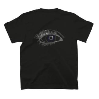 ビッグアイ T-shirts