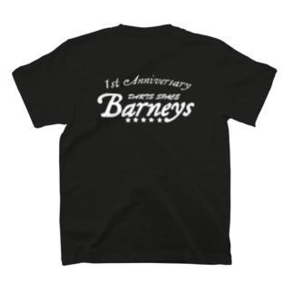 1Anniversaryロゴ T-Shirt