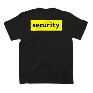 securityになろう T-Shirt