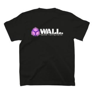 WTC横ロゴ(白文字_ノーマル色) T-shirts
