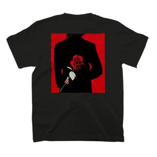 ᑦᑋ੨иPONYの🌹 T-shirts