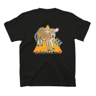 びっくりブラウンスイス! T-shirts