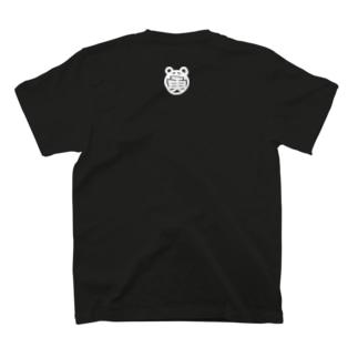 寅ロゴ背面ワンポイントT T-shirts