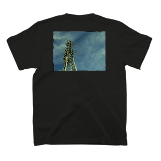 『この恋に包まれたまま』ジャケットT(黒) T-Shirt