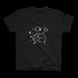 AngelRabbitsのうさぎむすこ(白1) T-shirts