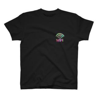 Wi-Fi T-shirts