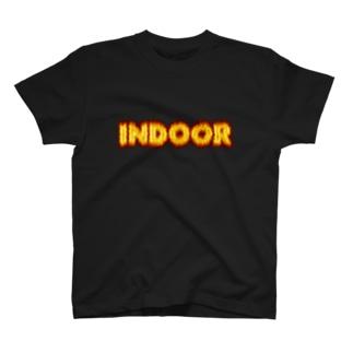 INDOOR T-shirts