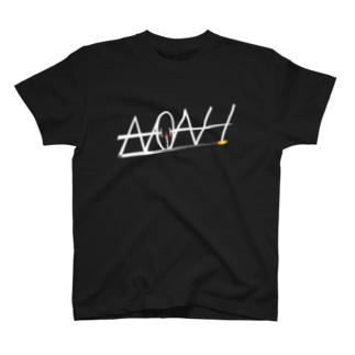 ノアさん公認(白抜き) T-shirts