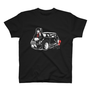 MINI Cooper S fert.初音ミク T-shirts