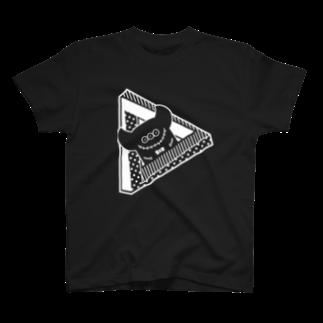 masilloのpenrosie Tシャツ