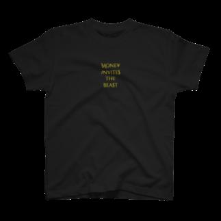 ディームービーのmoney more money💸 T-shirts
