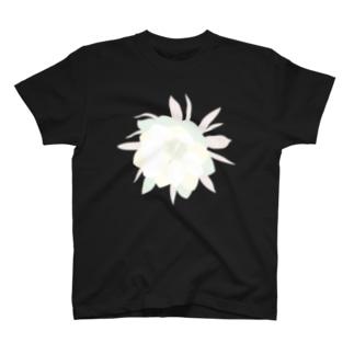 月下美人 T-shirts