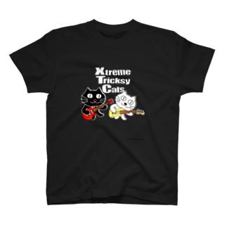 ネコ兄弟 tXTC_18 T-shirts