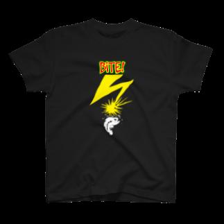 LOWER'S OutdoorのBITE! Tee. T-shirts