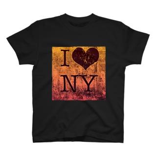 アイ・ラヴ・ニューヨーク T-shirts