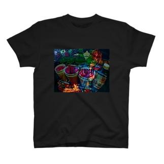 りるぱんぷ T-shirts